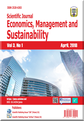 JEMS Title Vol 3 No 1 2018